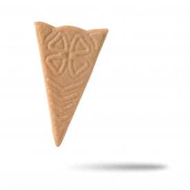 Prodotti per gelateria | Acquista online su Gelq.it | VENTAGLIO DELICES di La Cialcon. Decorazioni in cialda per gelato artigian