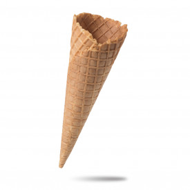 Italian gelato ingredients | Ice cream products | Buy online | CANOVA WAFFLE CONE La Cialcon on Sugar waffle cones