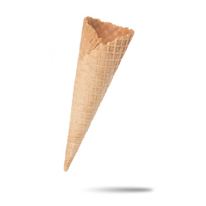 Prodotti per gelateria | Acquista online su Gelq.it | CONO ARROTOLATO TIZIANO di La Cialcon. Coni in cialda per gelato artigiana