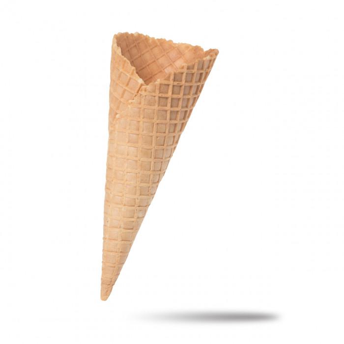 Prodotti per gelateria | Acquista online su Gelq.it | CONO ARROTOLATO DONATELLO di La Cialcon. Coni in cialda per gelato artigia