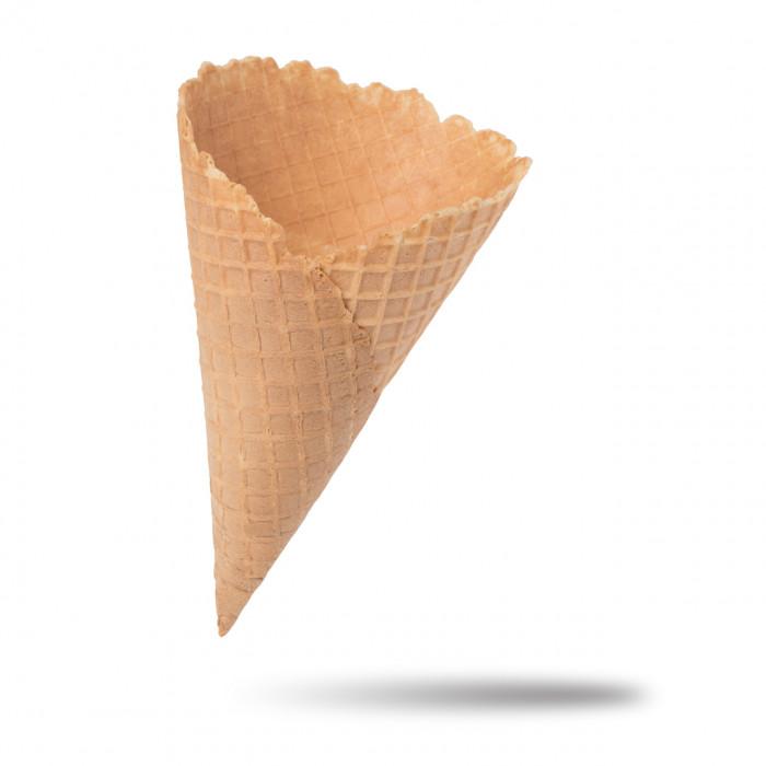 Prodotti per gelateria | Acquista online su Gelq.it | CONO ARROTOLATO MICHELANGELO di La Cialcon. Coni in cialda per gelato arti