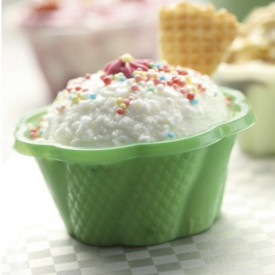 Italian gelato ingredients | Ice cream products | Buy online | BIO CUP 80 CC. Alcas on BIO cups
