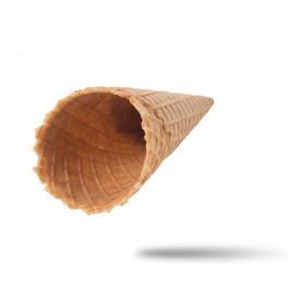 Prodotti per gelateria | Acquista online su Gelq.it | CONO ARROTOLATO TINTORETTO di La Cialcon. Coni in cialda per gelato artigi