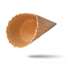 Prodotti per gelateria | Acquista online su Gelq.it | CONO ARROTOLATO LEONARDO di La Cialcon. Coni in cialda per gelato artigian