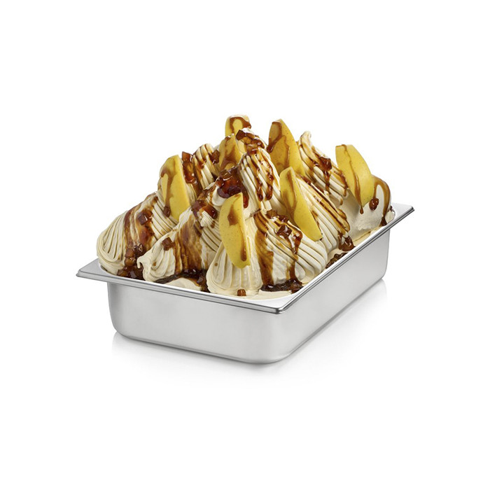 Prodotti per gelateria | Acquista online su Gelq.it | PASTA APPLE PIE di Rubicone. Paste gelato classiche.
