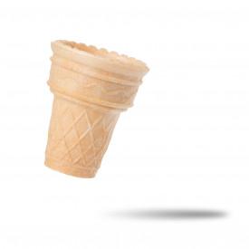Prodotti per gelateria | Acquista online su Gelq.it | CONO COPPA TRONCA di La Cialcon. Coni stampati per gelato artigianale.