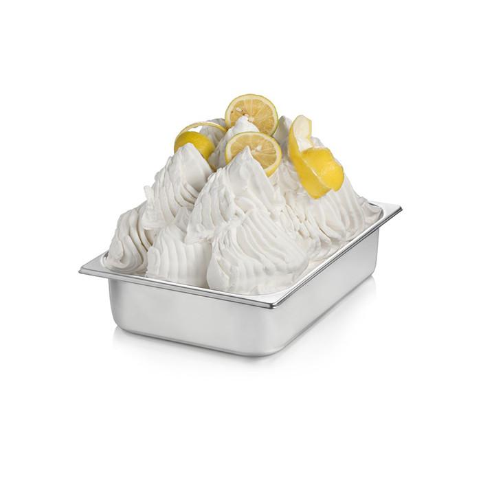 Gelq.it | VEGETAL LEMON BASE 100 Rubicone | Italian gelato ingredients | Buy online | Fruit ice cream bases cold process