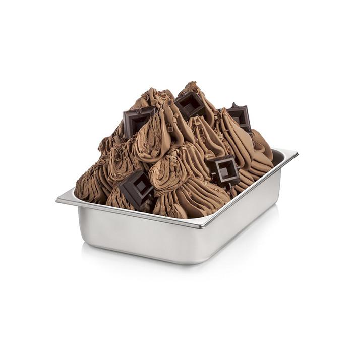 Prodotti per gelateria | Acquista online su Gelq.it | BASE CIOCCOGEL 100 di Rubicone. Basi gelato al cioccolato.