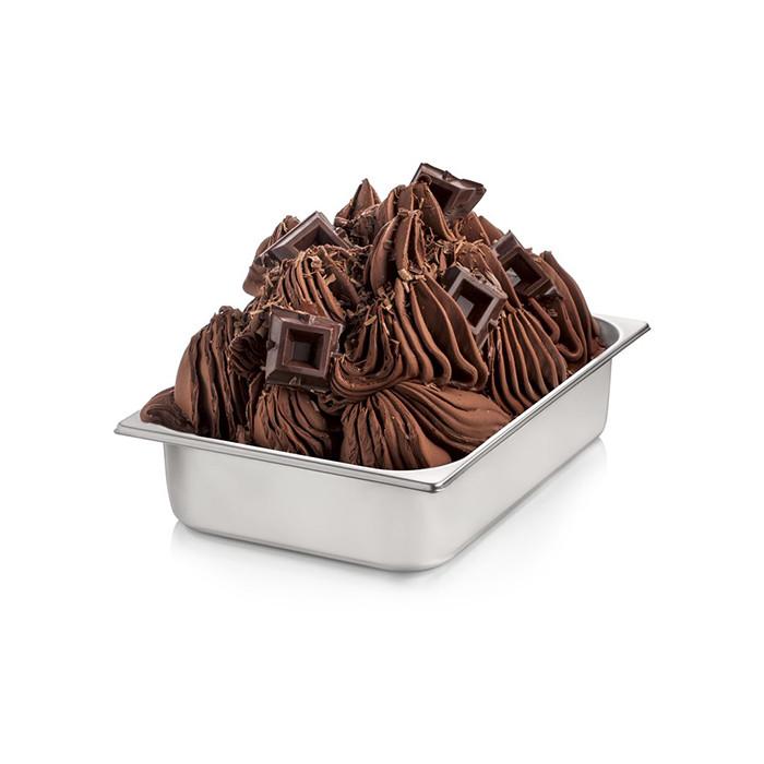 Prodotti per gelateria | Acquista online su Gelq.it | BASE CIOCCOGEL 150 C/GRASSI di Rubicone. Basi gelato al cioccolato.