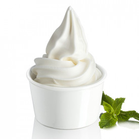 Gelq.it | STEVIA SOFT MILK BASE Rubicone | Italian gelato ingredients | Buy online | Soft serve ice cream bases