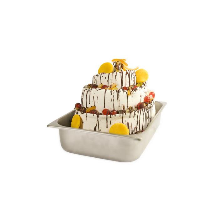 Prodotti per gelateria | Acquista online su Gelq.it | PASTA CASSATA di Rubicone. Paste gelato classiche.