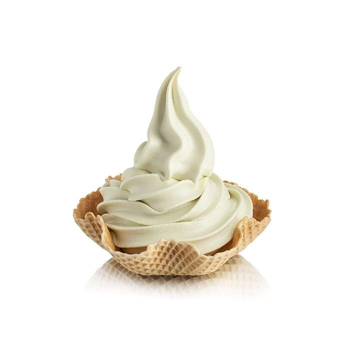 Prodotti per gelateria | Acquista online su Gelq.it | BASE SOFT TE VERDE di Rubicone. Basi gelato soft.