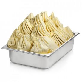 Gelq.it | EGG CREAM EXTRAFINE PASTE Rubicone | Italian gelato ingredients | Buy online | Ice cream traditional pastes