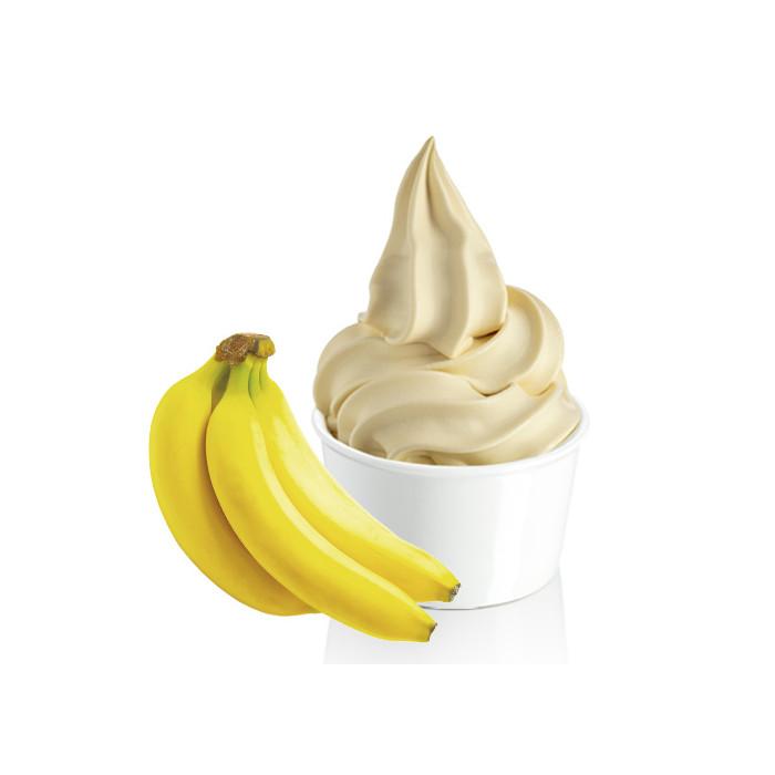 Gelq.it | FROZEN STEVE BANANA YOGURT Rubicone | Italian gelato ingredients | Buy online | Frozen yogurt bases