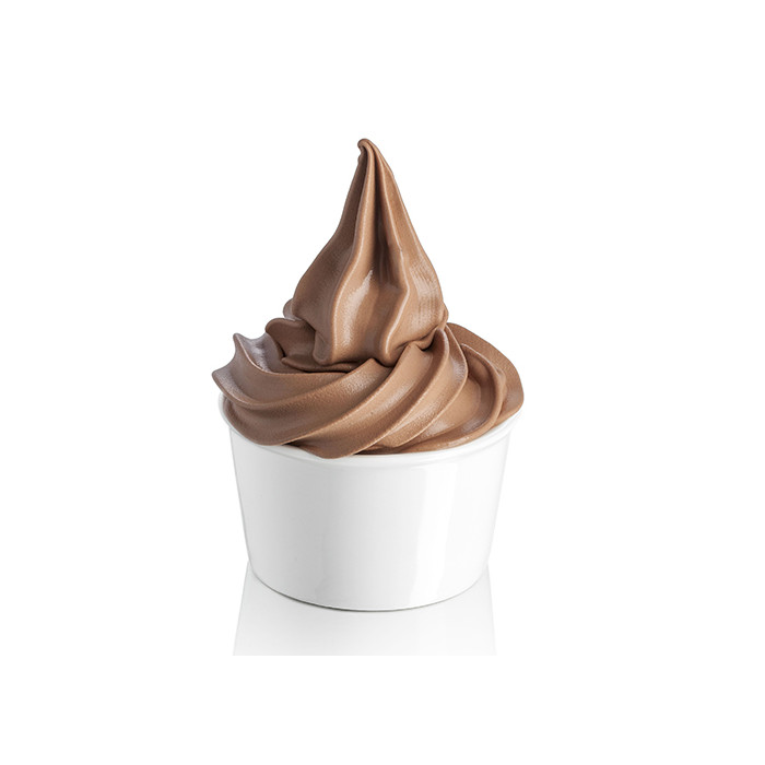Prodotti per gelateria | Acquista online su Gelq.it | FROZEN STEVE YOGURT CIOCCOLATO di Rubicone. Basi frozen yogurt.