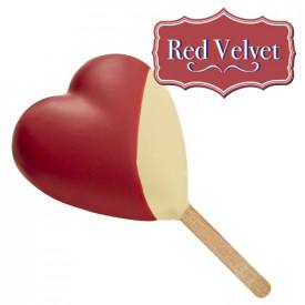Prodotti per gelateria   Acquista online su Gelq.it   COPERTURA RED VELVET di Rubicone. Coperture per gelato.