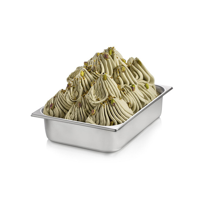 Gelq.it | PISTACHIO PASTE SICILY NATURAL Rubicone | Italian gelato ingredients | Buy online | Nuts ice cream pastes
