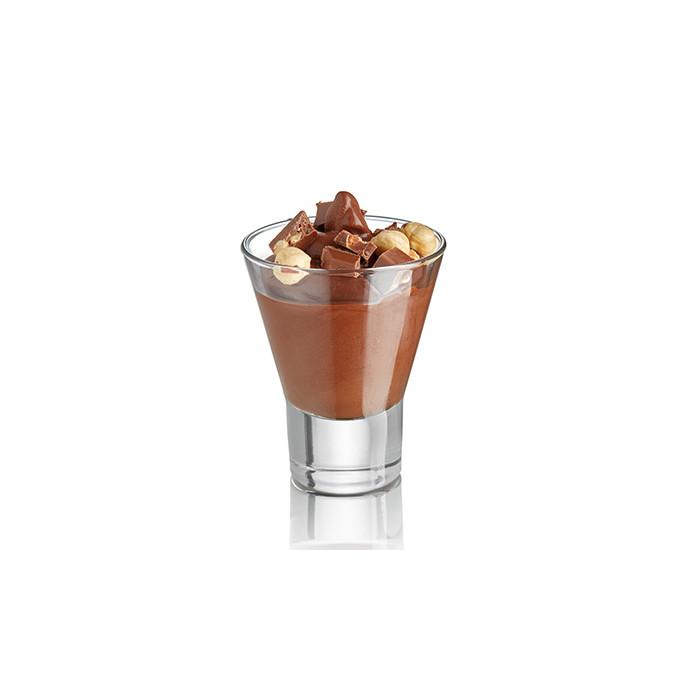 Prodotti per gelateria | Acquista online su Gelq.it | BASE GRANITORE CREAM-ICE GIANDUJA di Rubicone. Basi per crema fredda e gra
