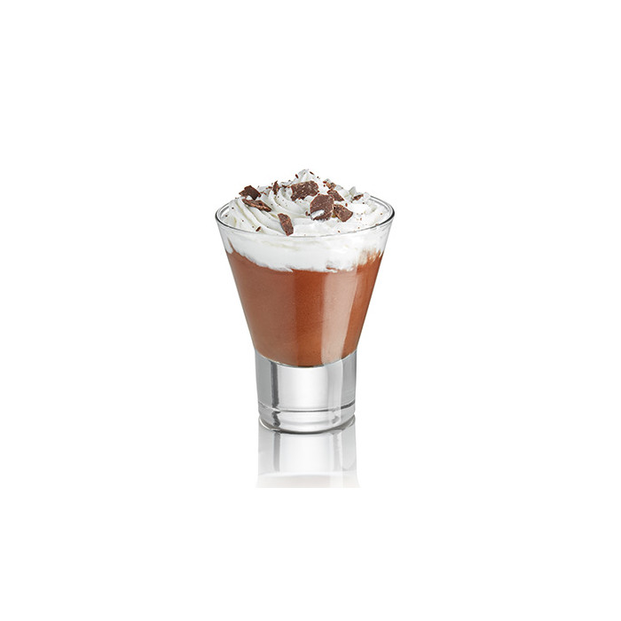 Gelq.it | BASE FROZEN CREAM-ICE CHOCOLATE Rubicone | Italian gelato ingredients | Buy online | Frozen cream bases