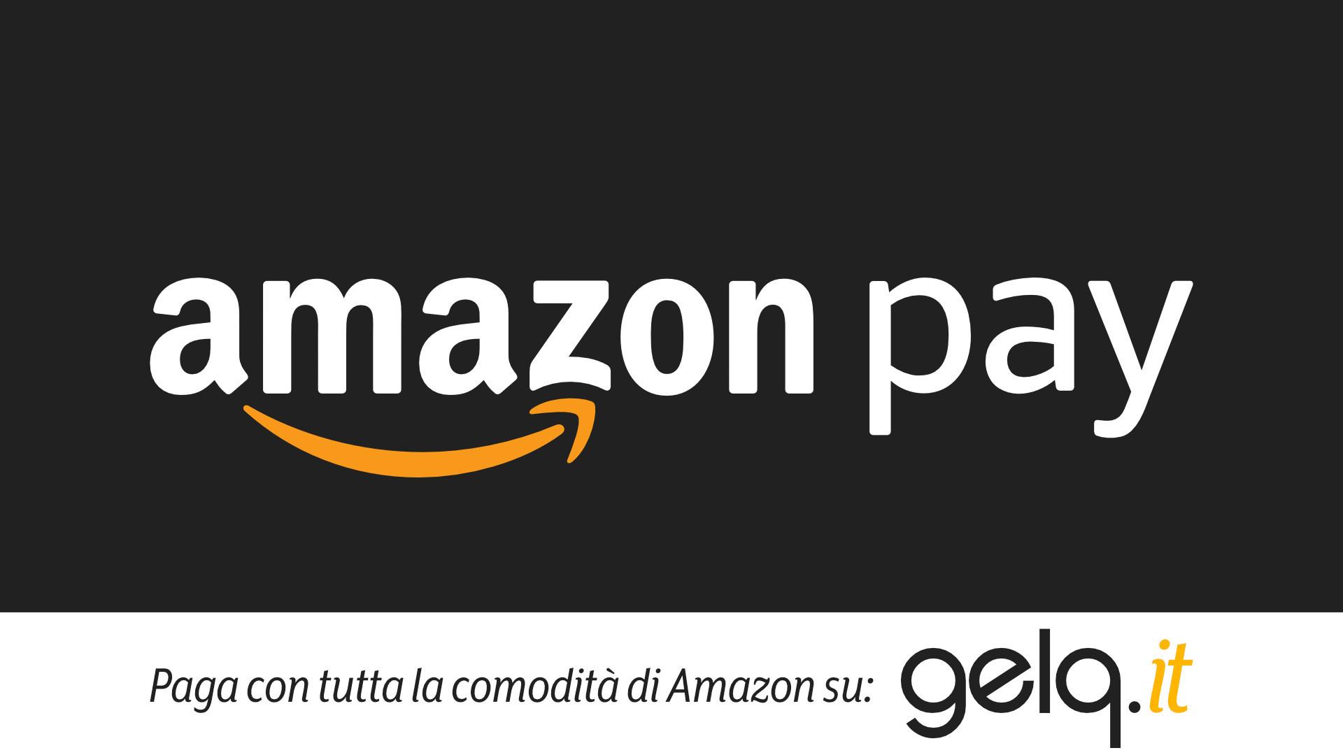 Gelq.it e Amazon Pay