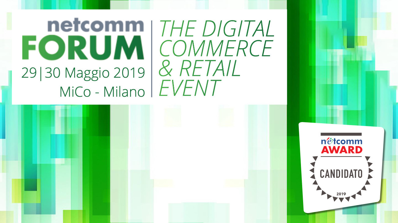 Gelq.it candidata al Netcomm eCommerce Award 2019