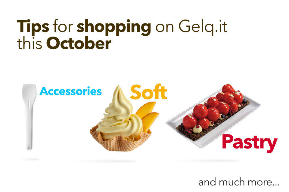 Tips for shopping and for new products this October