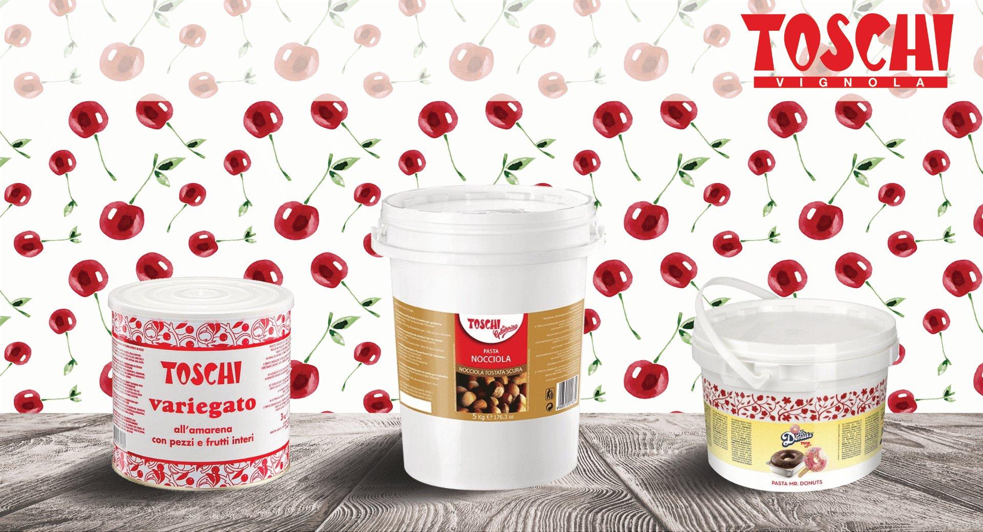 Festeggia con i prodotti Toschi in promozione su Gelq.it
