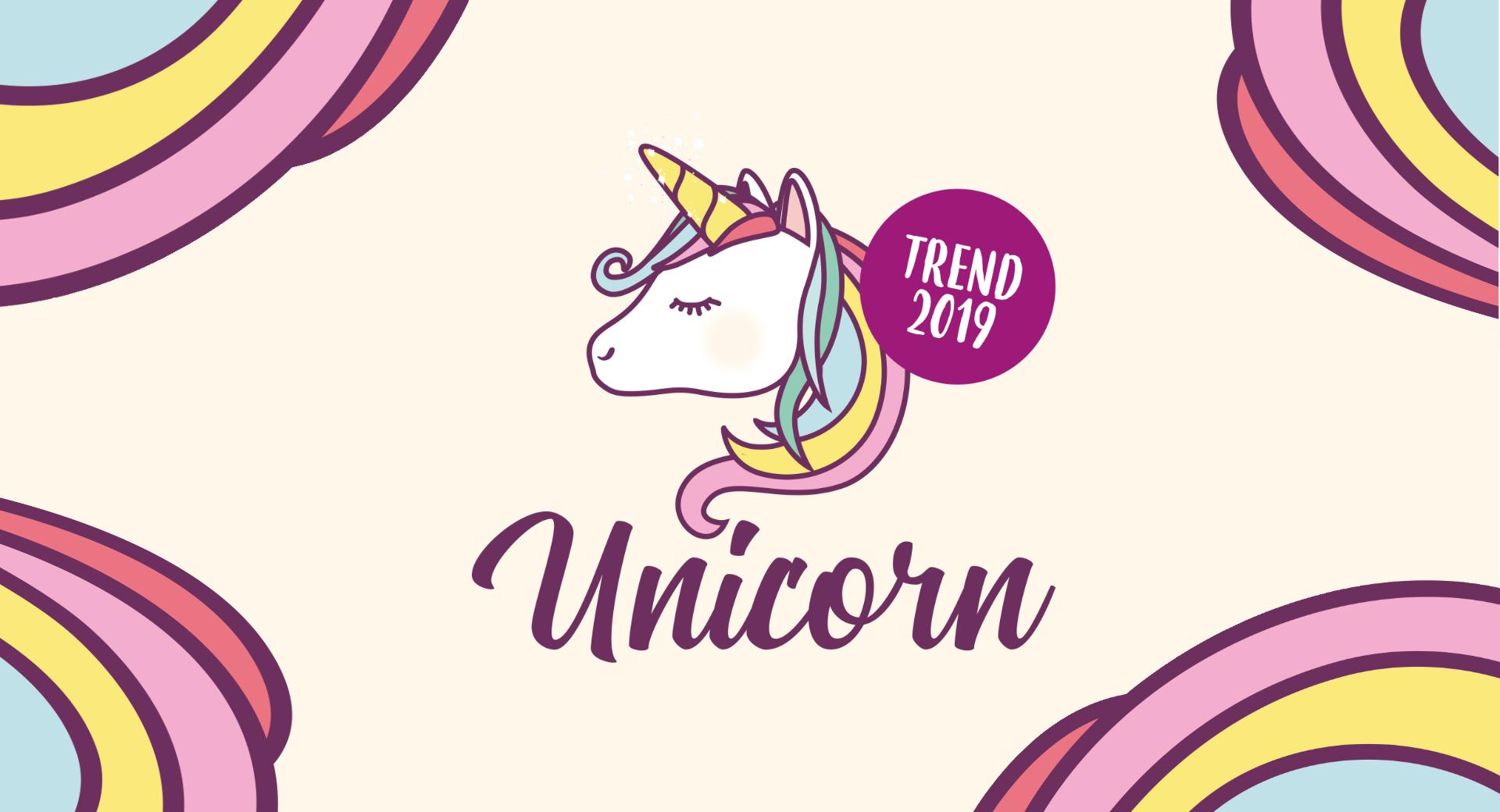 Unicorn di Rubicone per far sognare in gelateria i bambini ed i più grandicelli.