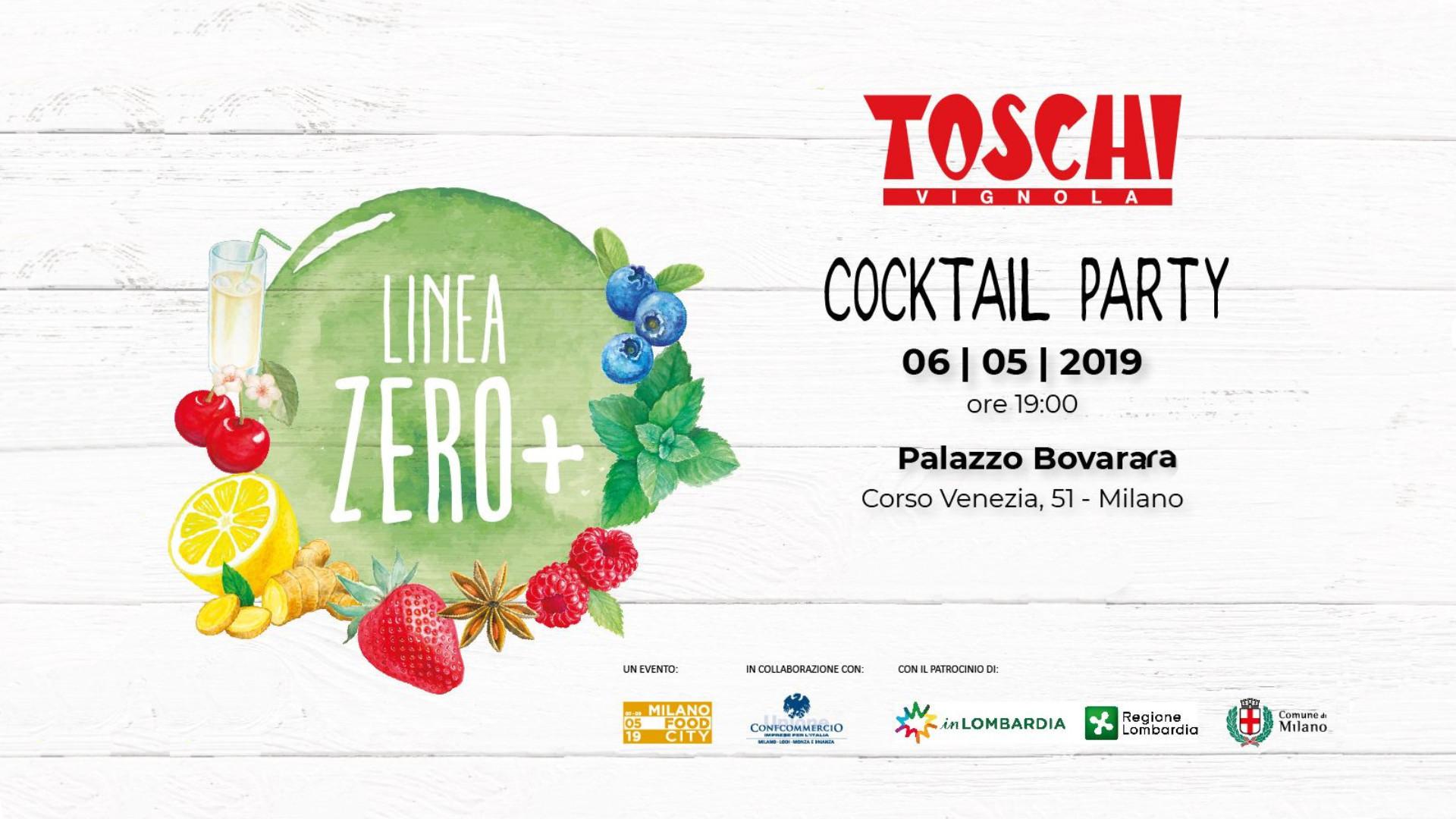 Gelq.it con ZERO+ di Toschi Vignola a Milano
